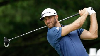 Dustin Johnson Keeps Right on Rolling at East Lake