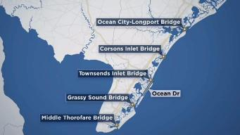 E-ZPass Additions for the Drive to the Jersey Shore