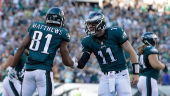 Fans React to Eagles' Dominating Win Over Steelers