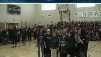 Eagles' Fight Song: Pennridge South Middle School