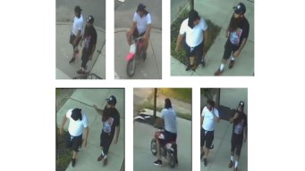 Persons of Interest in Shooting of 2 Camden Officers