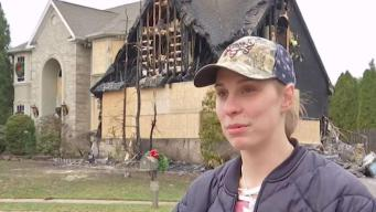 Family of Heroes in Toms River, NJ, Loses All in Fire