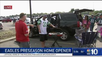 Fans Gear up for Preseason Home Opener