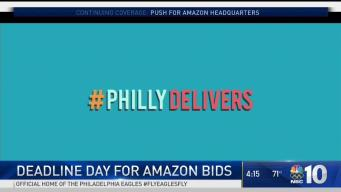 Philly Fights for Amazon Headquarters
