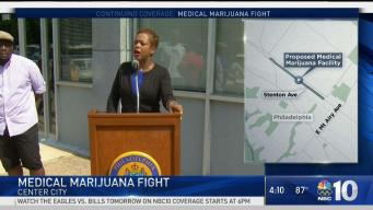 Fight Heats Up Over Company's Plan to Open Medical Marijuana Facility