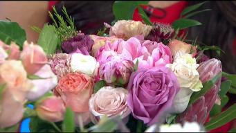 Flowers for 'Forgotten Women' on Mother's Day