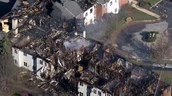 SkyForce10 Surveys Fire Damage to Senior-Living Home