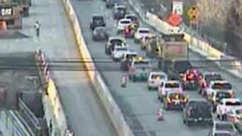 NBC10 First Alert Traffic: Crash Slows Route 422