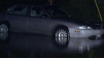 Overnight Flooding in Chester County