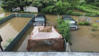 Flooding Causes Major Damage to Parts of Area