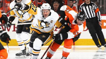 Flyers Swing and Miss in Game 3 Loss to Penguins