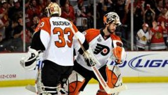 Flyers Recall Leighton, Reassign Boucher