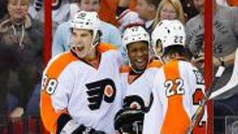 Instant Replay: Flyers 5, Hurricanes 3