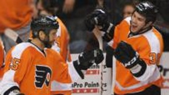 Instant Replay: Flyers 3, Sabres 2
