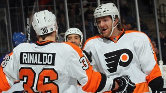 Are 2nd-Year Players Hurting Flyers?