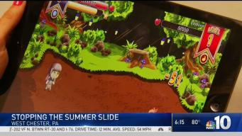 Fun Apps to Stop the Summer Slide