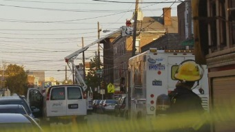 Gas Leak Forces Evacuations in South Philadelphia