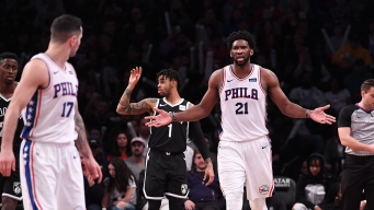 Embiid, Simmons Take Responsibility for Sixers' 'Soft' Effort in Loss to Nets