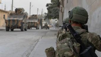 Turkish-Backed Forces, Kurds Clash Despite Syria Cease-Fire
