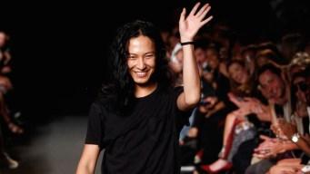 Designer Alexander Wang Leaving Balenciaga