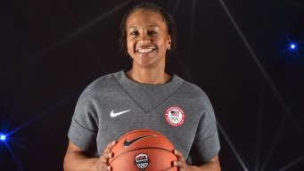 Tamika Catchings, Basketball