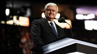 Newt Gingrich Tries to Clarify Cruz's 'Conscience' Remarks