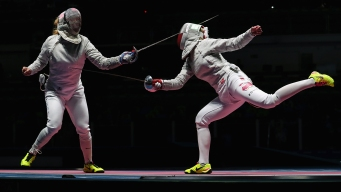 Women's Sabre Team in Rio Has Deep New Jersey Roots