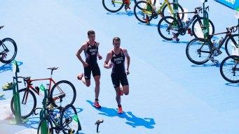 Britain's Brownlee Brothers Medal Again in Triathlon