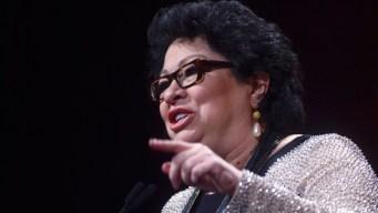 Sotomayor on Scalia: I Wanted to Hit Him With Baseball Bat