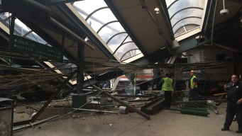 Hoboken Rail Service Shutdown as Crash Investigation Continues