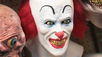 Beware of 'Creepy Clowns': State Police