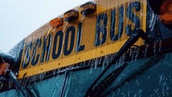 Delays and School Closures on Frigid Morning