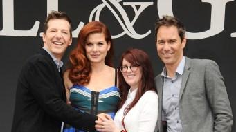 'Will & Grace' Revival Gets Golden Nod