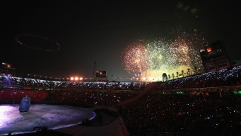 Pyeongchang Parties as Winter Games Are Declared Open