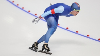 Speedskating Science: Is Blue the Fastest Color?