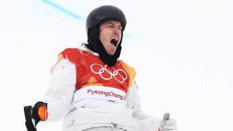 In Case You Missed It: Shaun White Wins Historic Gold Medal
