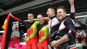 Bobsled Thriller: Canada, Germany Share Gold