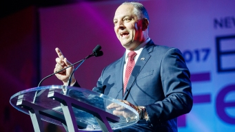 Louisiana's Democratic Governor Forced Into Runoff
