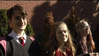 Harry Potter Festival Flies Into Chestnut Hill