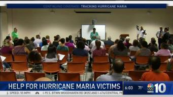 How Philadelphia Region Is Helping Hurricane Maria Victims