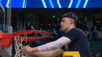 Hometown Celebrates Donte DiVincenzo's Big Game