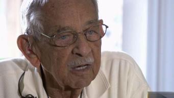 Honoring a War Veteran & Dedicated Dad