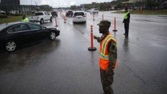 Region Prepares For Hurricane Florence