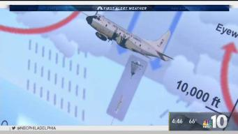 NBC10 First Alert Weather: An Inside Look at Hurricane Hunters