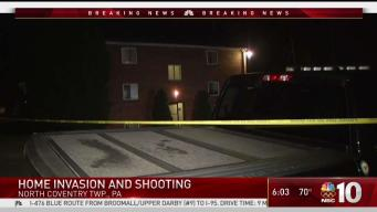 Chester County Teenager Shot in Home Invasion