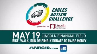 Inaugural Eagles Autism Challenge at Lincoln Financial Field