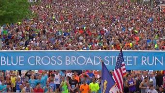 Blue Cross Broad Street Run Promotes Wellness