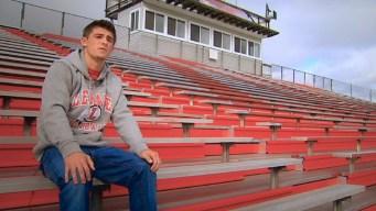 Inside the Huddle: Injured Players Inspire Lenape High