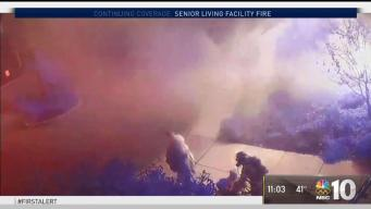 Investigation Into Senior Living Facility Fire Continues