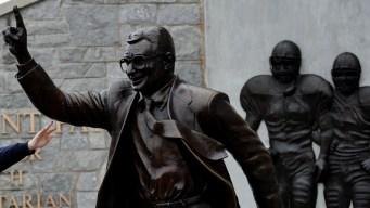 Penn State Plan to Honor Paterno Milestone Sparks Fury